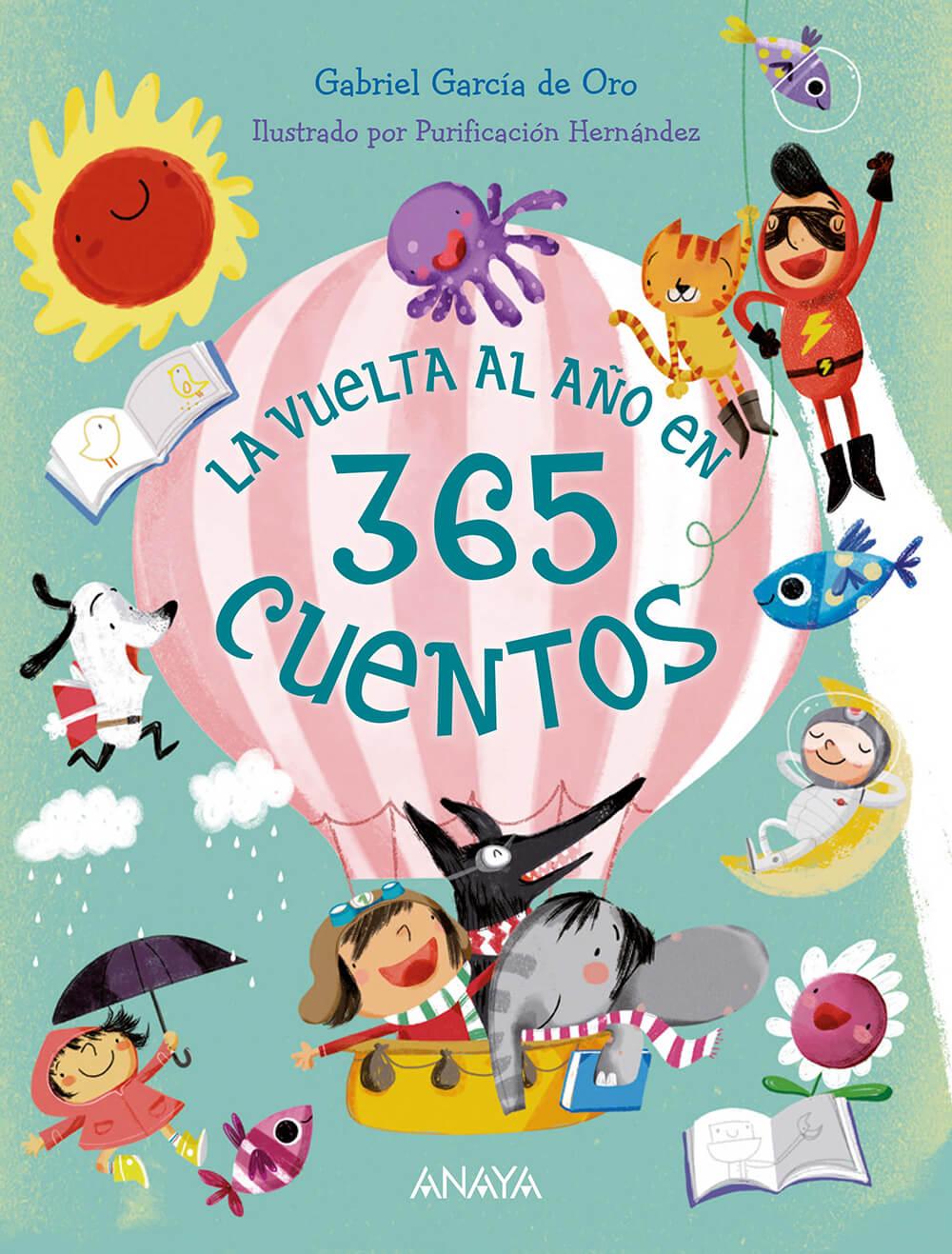 La vuelta al año en 365 cuentos