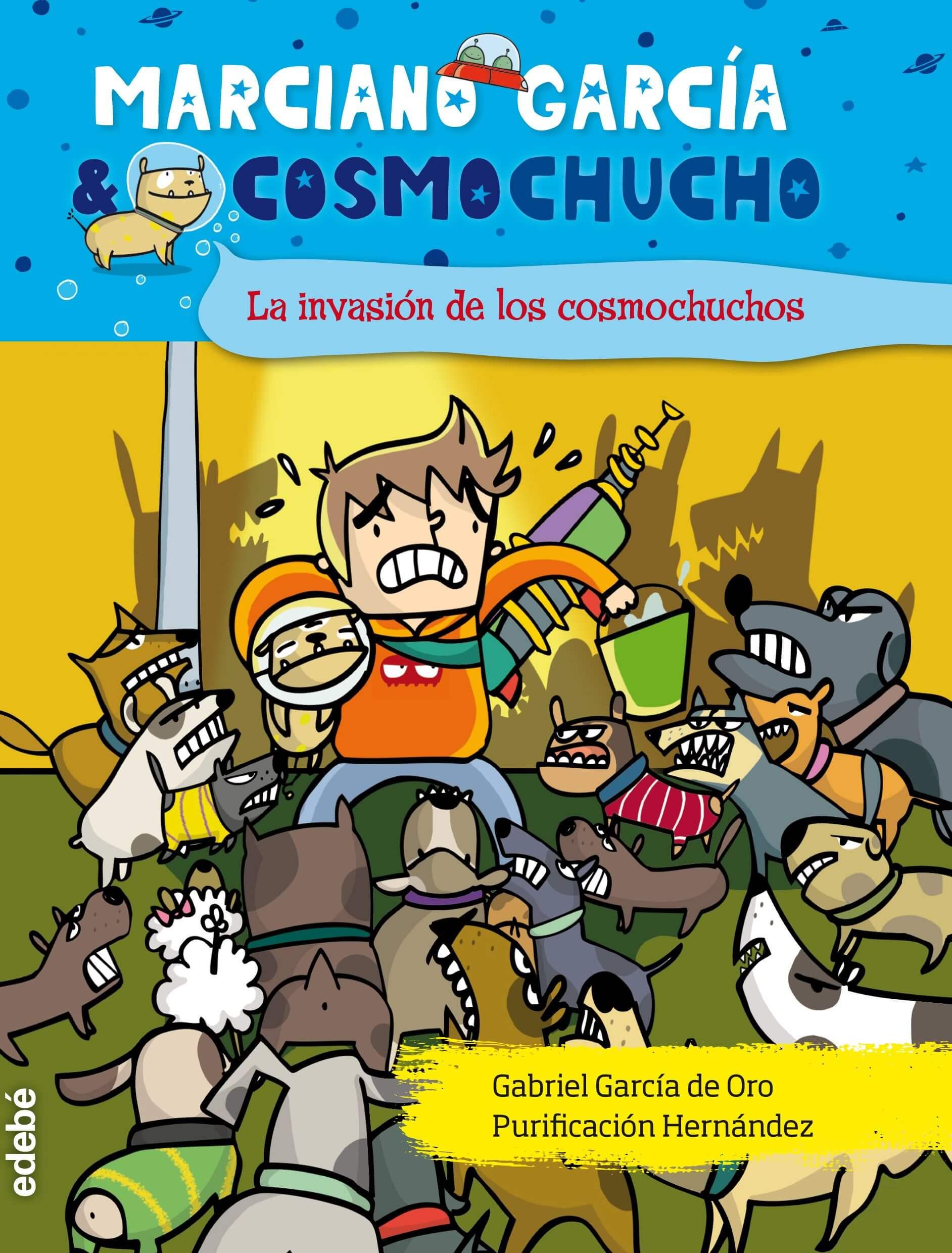 Mariano García Cosmochucho IV